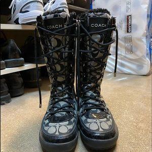 Coach Boots